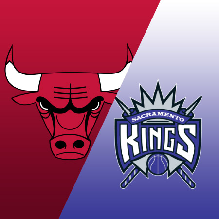 Sacramento Kings vs. Chicago Bulls at Golden 1 Center