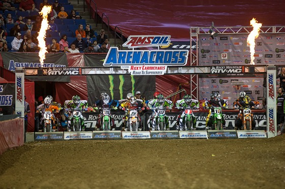 AMSOIL Arenacross at Golden 1 Center