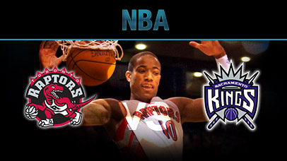 Sacramento Kings vs. Toronto Raptors at Golden 1 Center