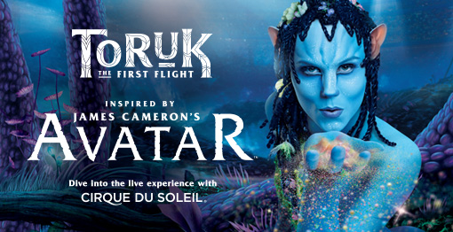 Cirque Du Soleil - Toruk at Golden 1 Center