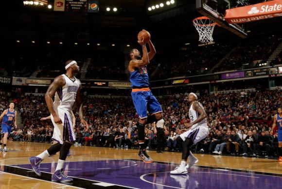 Sacramento Kings vs. New York Knicks at Golden 1 Center