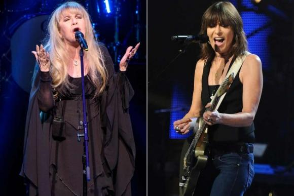 Stevie Nicks & The Pretenders at Golden 1 Center