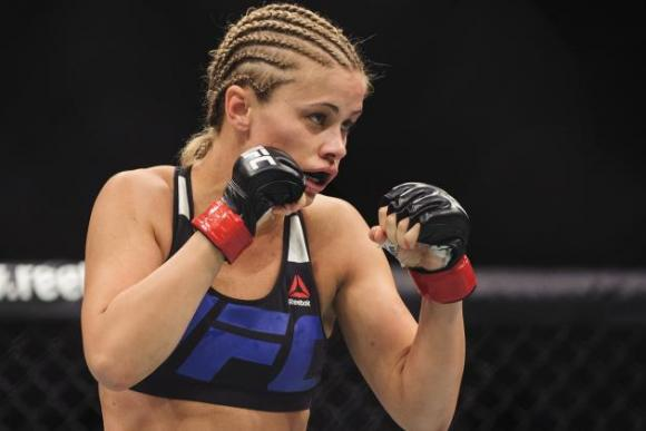 UFC Fight Night: Paige VanZant vs. Michelle Waterson  at Golden 1 Center