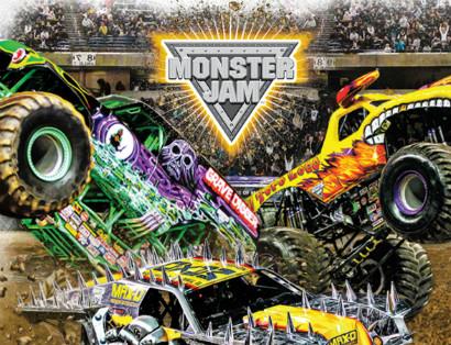 Monster Jam at Golden 1 Center