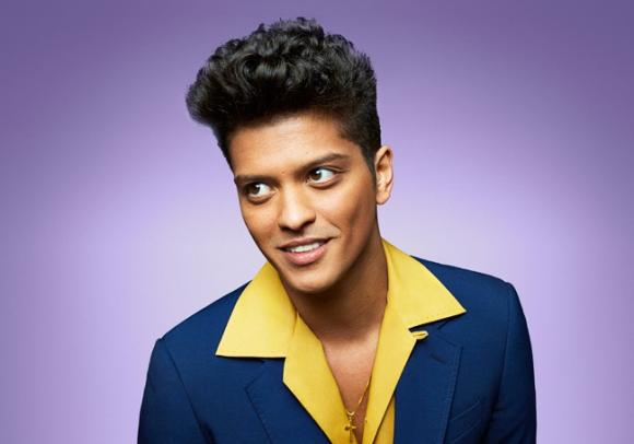 Bruno Mars at Golden 1 Center