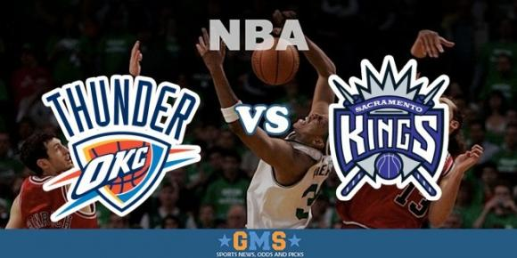 Sacramento Kings vs. Oklahoma City Thunder at Golden 1 Center