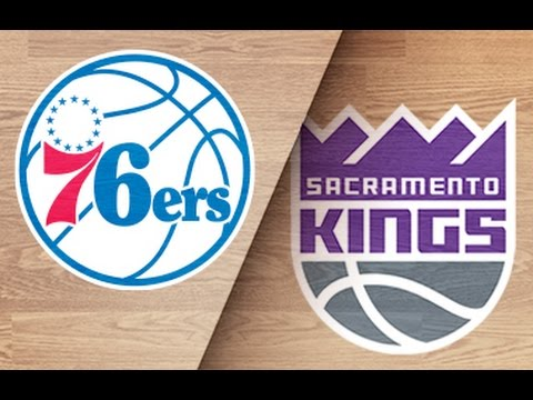 Sacramento Kings vs. Philadelphia 76ers at Golden 1 Center
