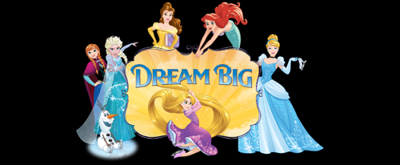Disney On Ice: Dream Big at Golden 1 Center
