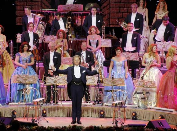 Andre Rieu & His Johann Strauss Orchestra at Golden 1 Center