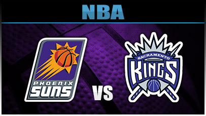 Sacramento Kings vs. Phoenix Suns at Golden 1 Center