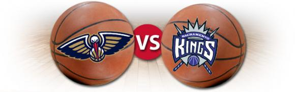 Sacramento Kings vs. New Orleans Pelicans at Golden 1 Center