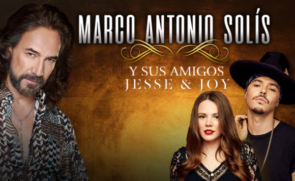 Marco Antonio Solis & Jesse and Joy at Golden 1 Center