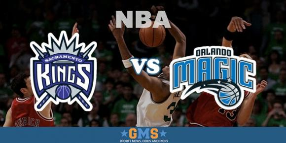 Sacramento Kings vs. Orlando Magic at Golden 1 Center