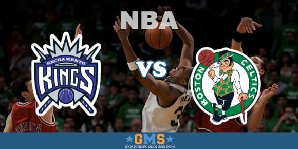 Sacramento Kings vs. Boston Celtics at Golden 1 Center