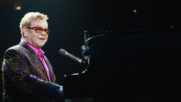 Elton John at Golden 1 Center
