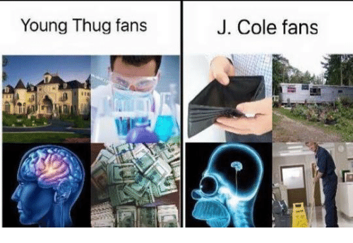 J. Cole & Young Thug at Golden 1 Center
