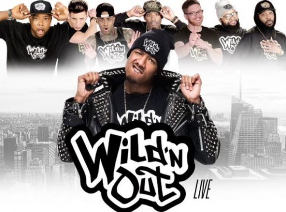 Nick Cannon's Wild 'N Out Live at Golden 1 Center