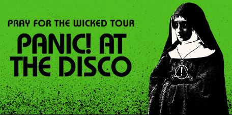 Panic! At The Disco & Two Feet at Golden 1 Center