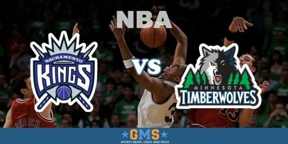 Sacramento Kings vs. Minnesota Timberwolves at Golden 1 Center