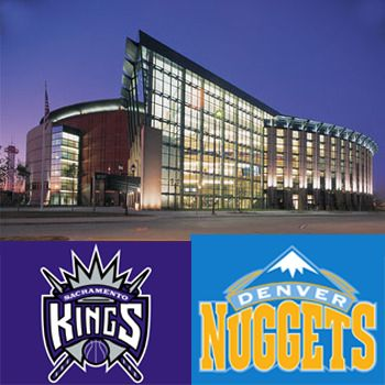 Sacramento Kings vs. Denver Nuggets at Golden 1 Center