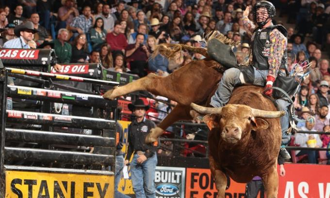 The 25th PBR - Unleash The Beast Series: PBR - Professional Bull Riders at Golden 1 Center