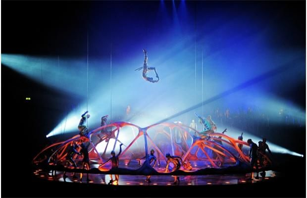 Cirque du Soleil - Crystal at Golden 1 Center