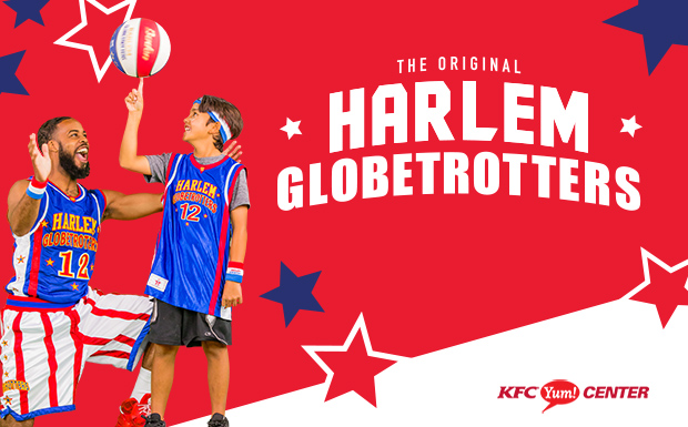 The Harlem Globetrotters at Golden 1 Center