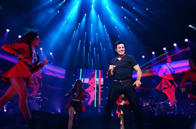 Chayanne at Golden 1 Center