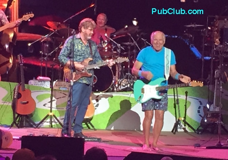 Jimmy Buffett at Golden 1 Center