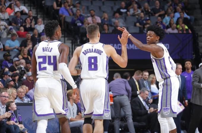 Sacramento Kings vs. Cleveland Cavaliers at Golden 1 Center