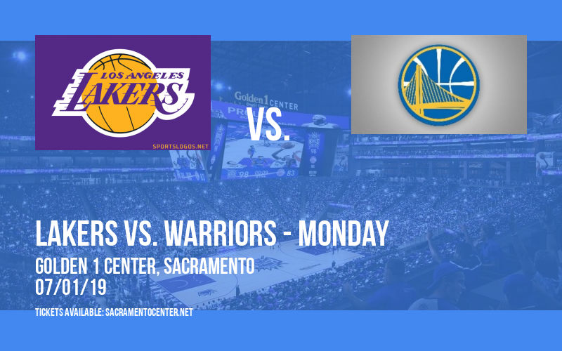 California Classic: Lakers vs. Heat & Kings vs. Warriors - Monday at Golden 1 Center