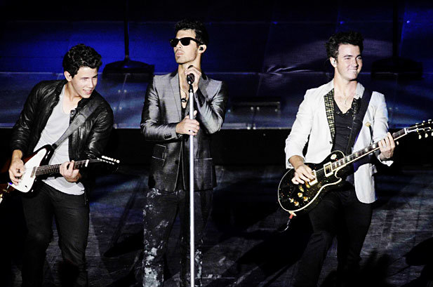 Jonas Brothers at Golden 1 Center