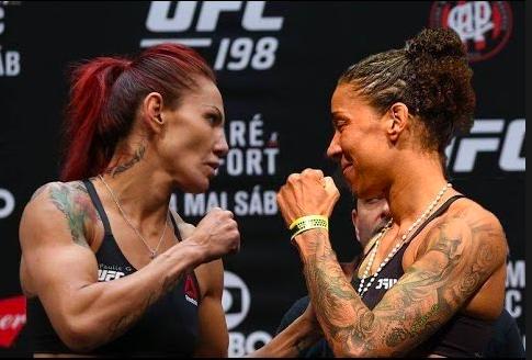 UFC Fight Night: Germaine de Randamie vs. Aspen Ladd at Golden 1 Center