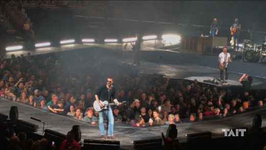 Eric Church at Golden 1 Center