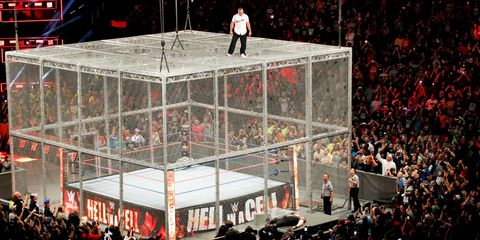 WWE: Hell In A Cell at Golden 1 Center