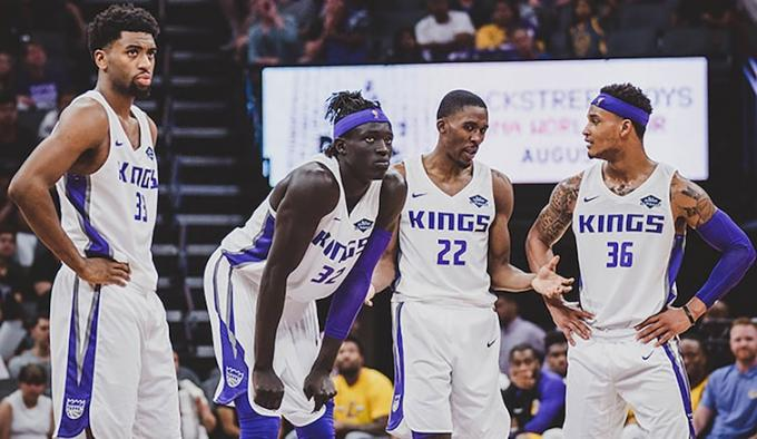 NBA Preseason: Sacramento Kings vs. Melbourne United at Golden 1 Center