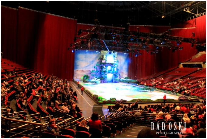 Disney On Ice: Mickey's Search Party at Golden 1 Center