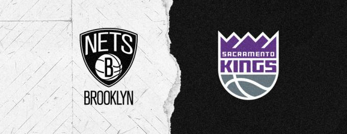 Sacramento Kings vs. Brooklyn Nets at Golden 1 Center