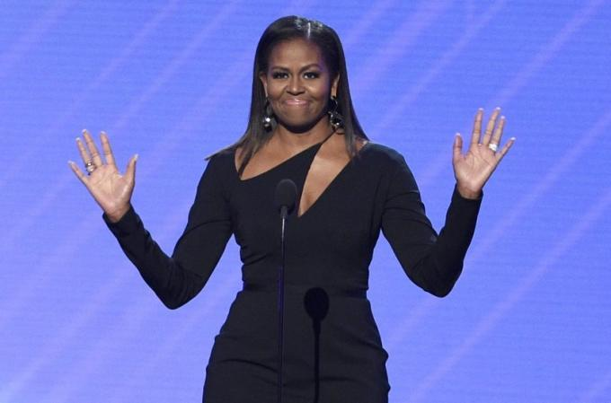 Michelle Obama [POSTPONED] at Golden 1 Center