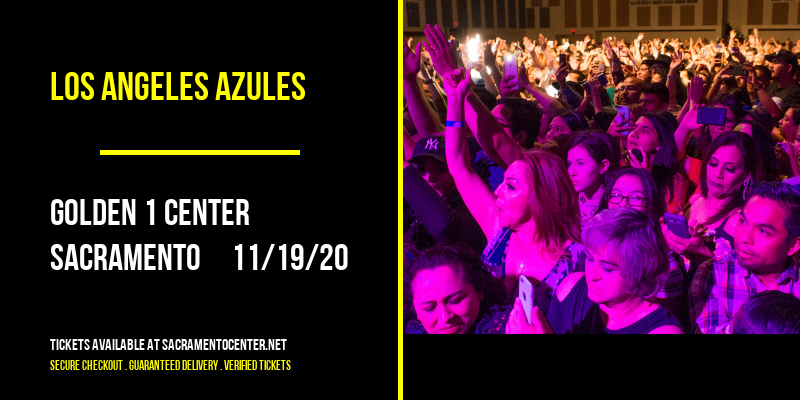 Los Angeles Azules [CANCELLED] at Golden 1 Center