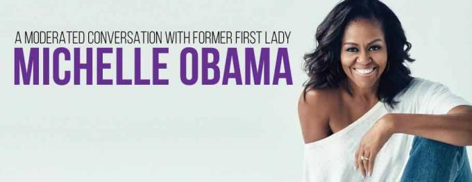 Michelle Obama [POSTPONED] at Golden 1 Center