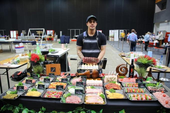 World Butchers Challenge [CANCELLED] at Golden 1 Center