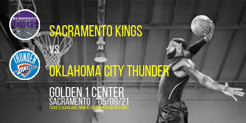Sacramento Kings vs. Oklahoma City Thunder [CANCELLED] at Golden 1 Center