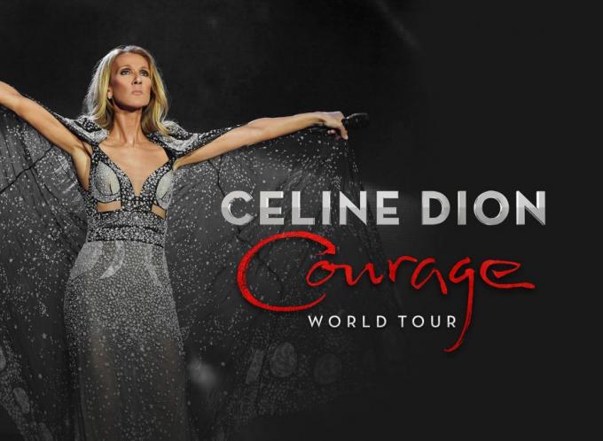 Celine Dion at Golden 1 Center