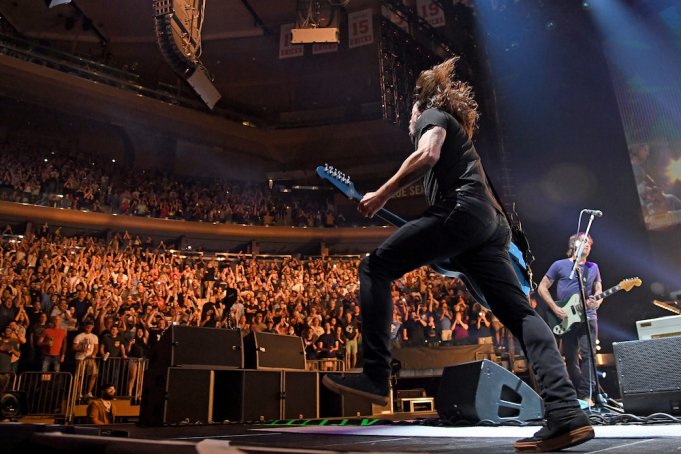 Foo Fighters at Golden 1 Center