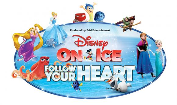 Disney On Ice: Follow Your Heart at Golden 1 Center