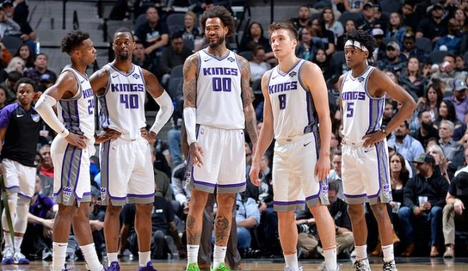 Sacramento Kings vs. San Antonio Spurs [CANCELLED] at Golden 1 Center